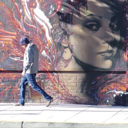 Streetart in San Francisco