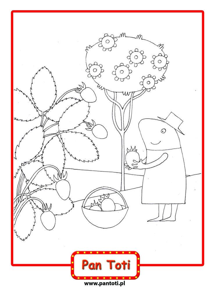 """Kolorowanki, poduszki, przytulanki, układanki """"Kolekcja Pan Toti""""  https://www.facebook.com/kolekcjaPanToti/?fref=photo https://www.facebook.com/dladzieciPanToti/"""