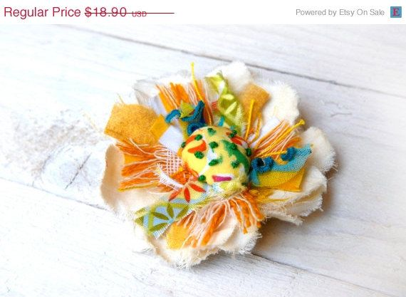 Yellow & Green ! by Deepa Gens on Etsy