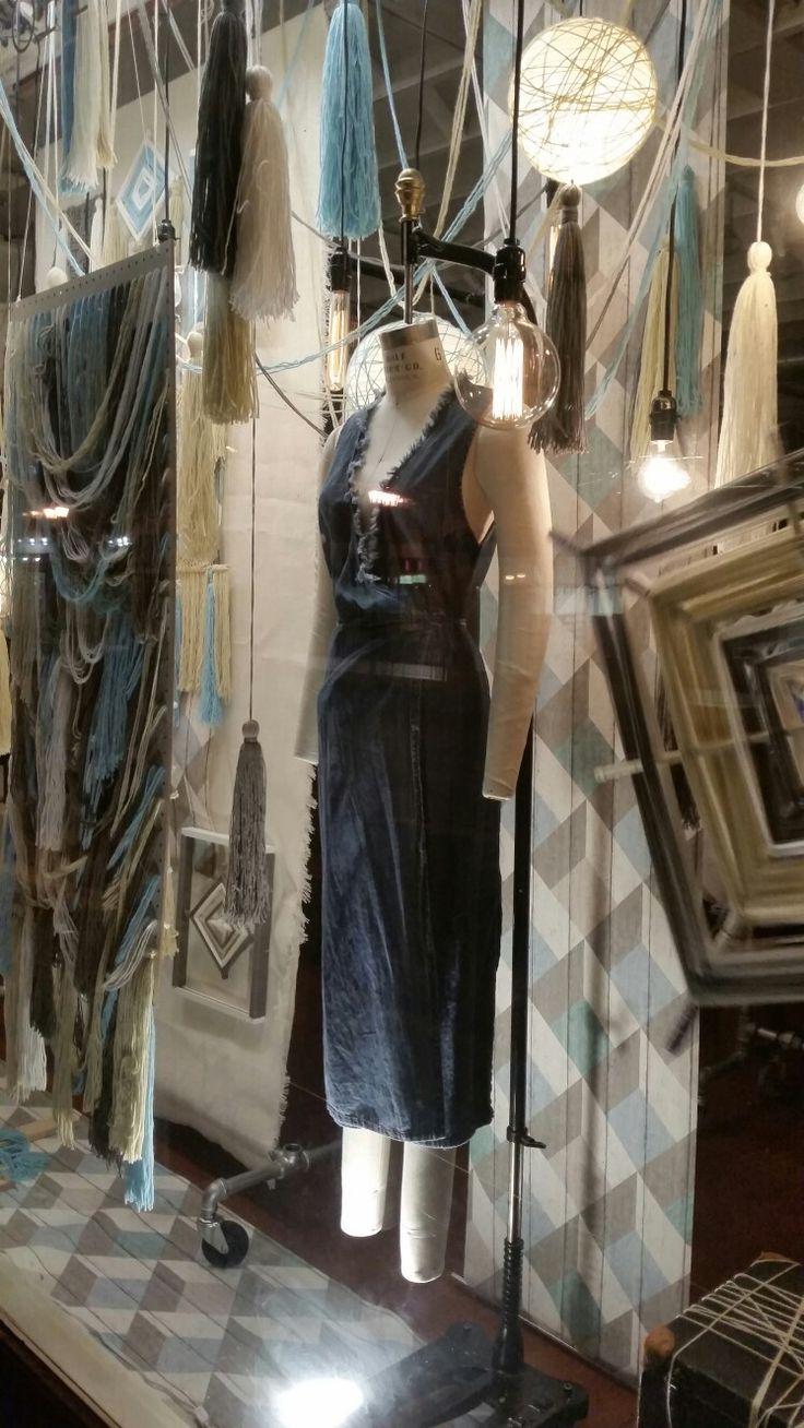 Edina Art Fair window