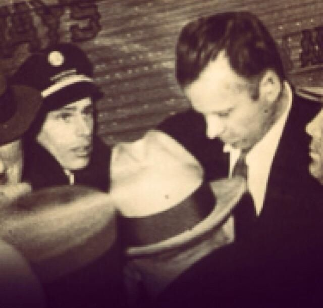 John Dillinger From: John Dillinger (Unofficial) Group on a Facebook