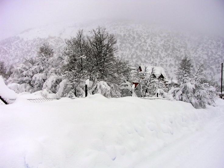 Valle Las Trancas, Termas de Chillan, Nevados de Chillan