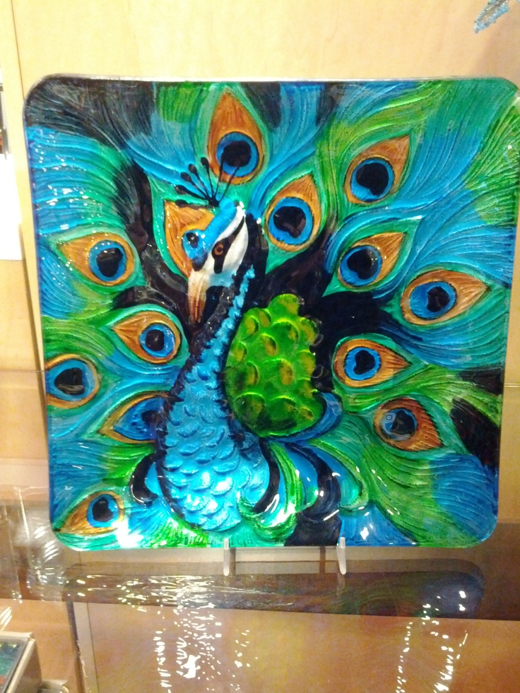 Peacock plate @ Pier One & 92 best Pier one images on Pinterest   Bedroom decorating ideas ...