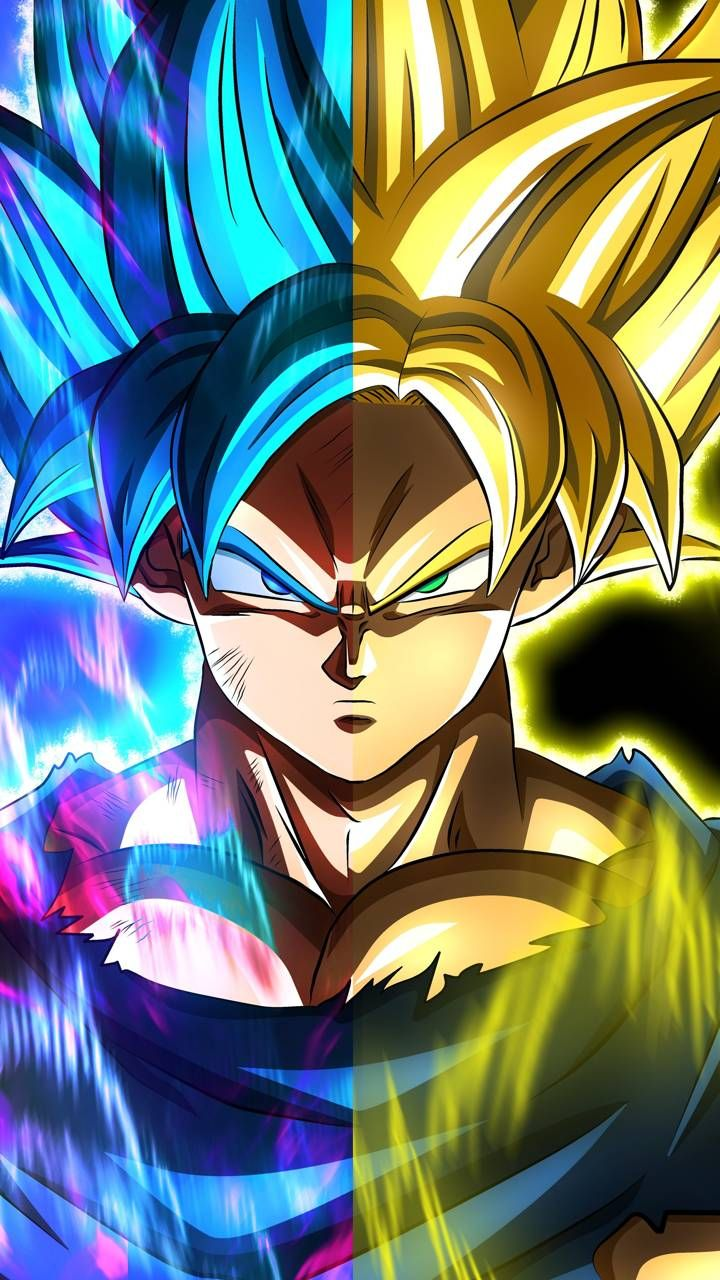 Super Saiyan Dragon Ball Wallpaper Dragon Ball Wallpapers Dragon Ball Wallpaper Iphone Dragon Ball Super Wallpapers