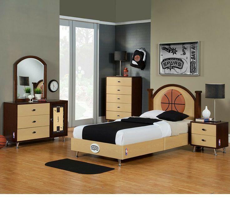 Spurs Bedroom Decor. Teen BoysSan AntonioBearColor ...