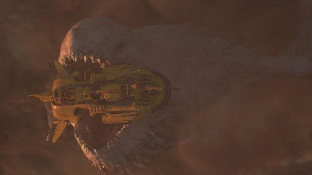The Leviathan: un très impressionnant teaser de science fiction