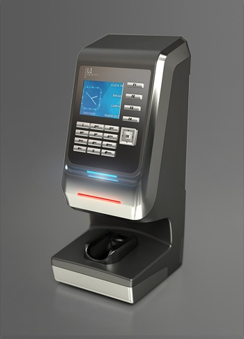 Our technology Your identity - Finger Vein Authentication device: Design & Engineering by Lumium