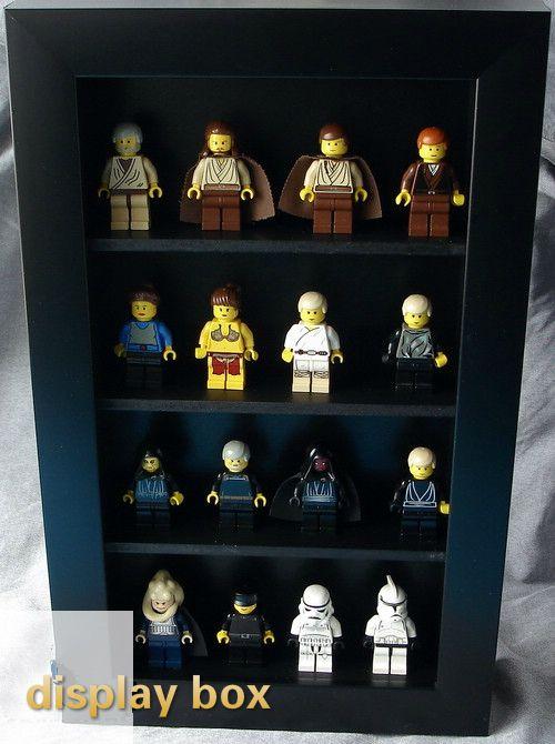 Barato Original avançada Minifigures construção de bloco de suporte de lego Minifigures de caixas de armazenamento de brinquedo, Compro Qualidade Ciaxas de armazenamento & lixo diretamente de fornecedores da China:                   Avançado original minifiguras Building Block armários Display Stand de exibição caixa Lego