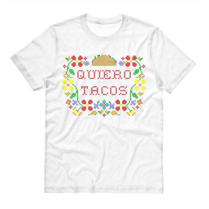 Quiero Tacos Shirt