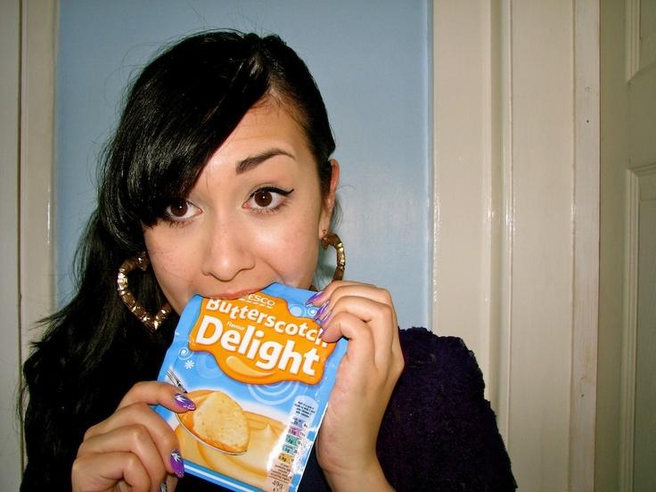 Girl Eats Food - Angel Delight Cookies #girleatsfood #angeldelightcookies #recipes