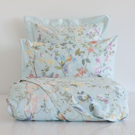 FLORAL PRINT BED LINEN - Bed Linen - Bedroom | Zara Home Switzerland