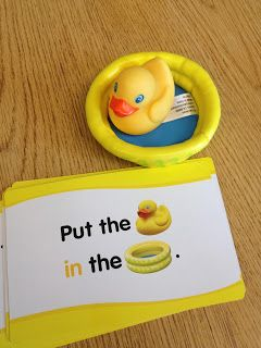 This Preposition Activity would be cool for any kid. You could even make your own version! #education #learning #kids