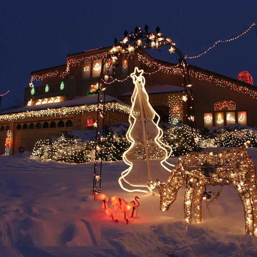 martha stewart christmas outdoor decoration ideas