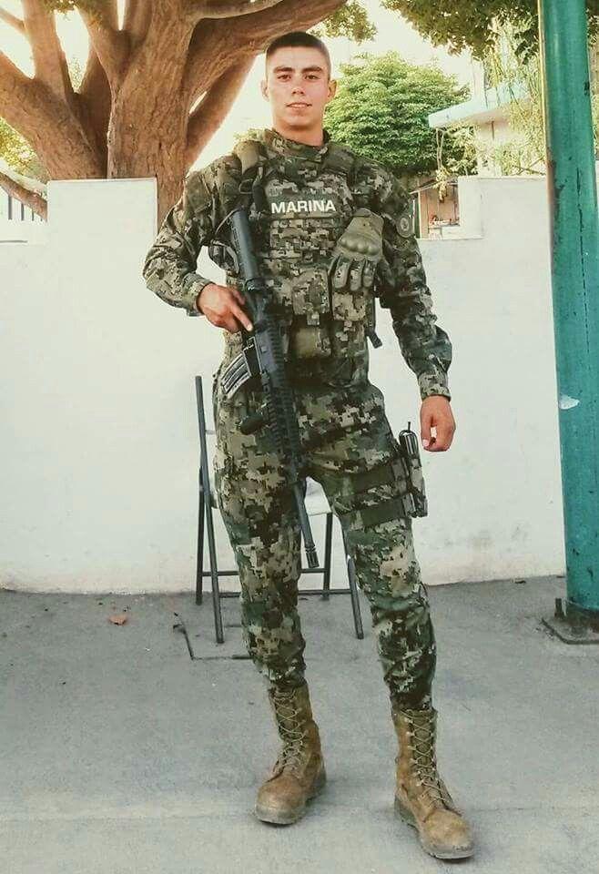 Mexicanos guapos: estos son los uniformados más sexys del país 2