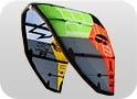 Love my 12M north kite