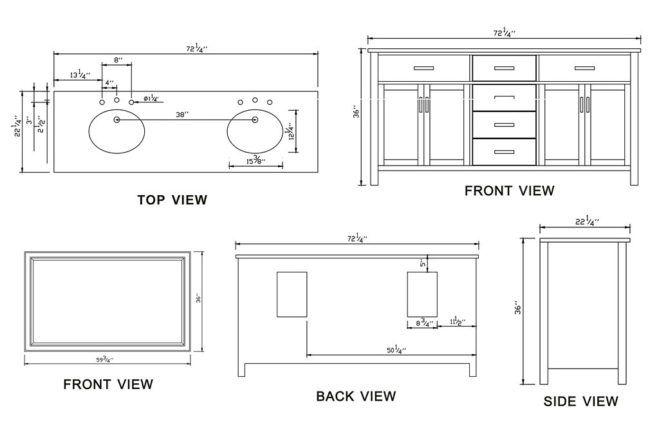 Small Bathroom Sink Dimensions Cm, Average Bathroom Sink Size