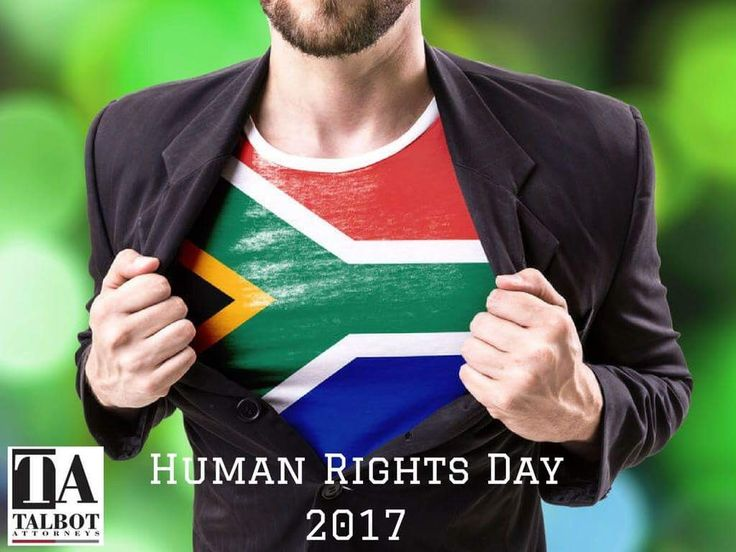"""To deny people their human rights, is to challenge their very humanity"" -Nelson Mandela- Wishing all South Africans a happy and reflective day."