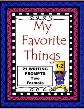This package includes 21 writing prompts in two formats, suitable for grades 1-2. These writing prompts would be a fun addition to a writing centre or unit, or as extra home writing practice. For ambitious writers, there is a blank format and lined sheet which can be used as a second page for