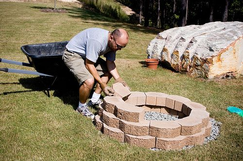 Build Your Own Firepit