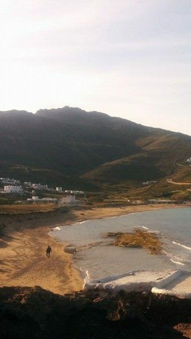 #Panormos #beach ,#Mykonos !