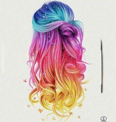más de 25 ideas increíbles sobre dibujos de peinados en pinterest