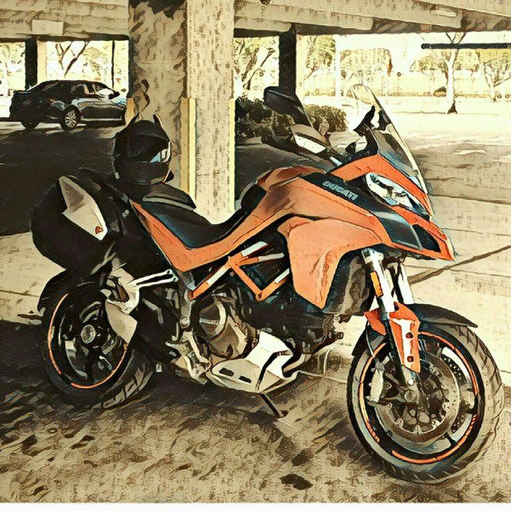 #Ducati #Multistrada 😍