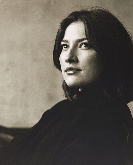 Kelly MacDonald photographed by Donald Maclellan, 2000.