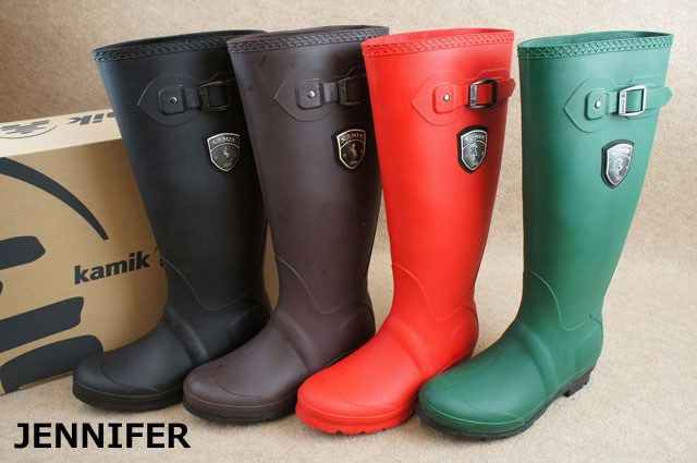 Best-Rated Kamik Rain Boots For Women On Sale - Reviews And ...