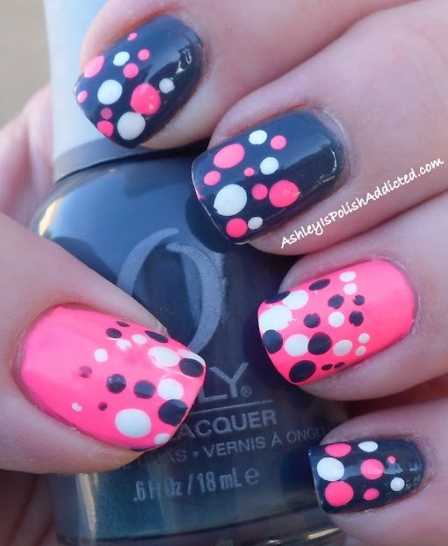 50 Simple Nail Art Designs For Beginners