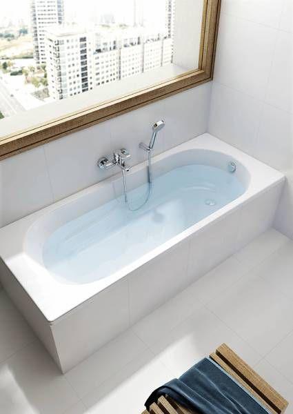 17 meilleures id es propos de baignoire roca sur pinterest mandala art c - Baignoire retro acrylique ...