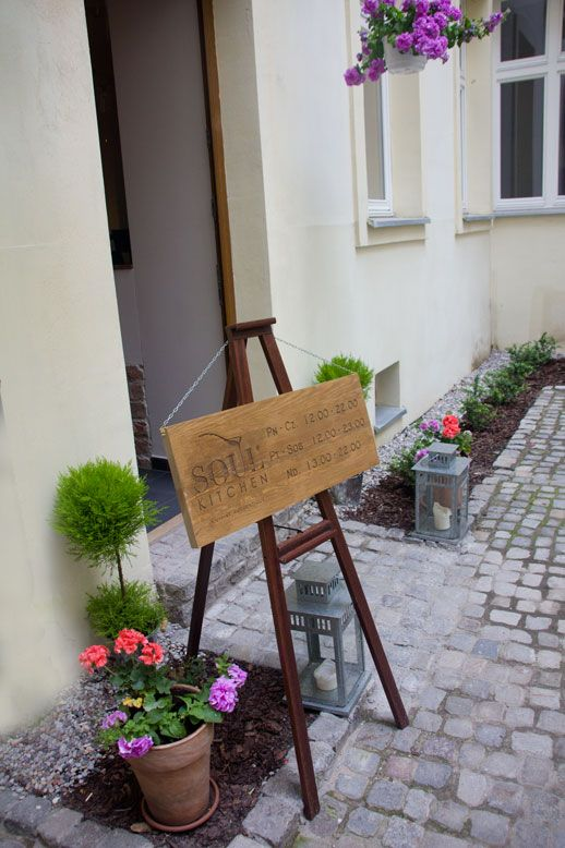 Soul Kitchen, ul. Noakowskiego 16