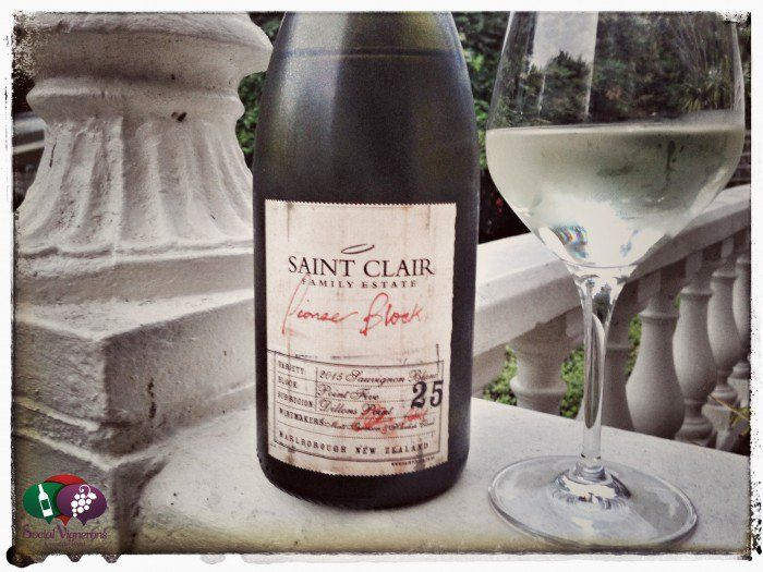 Score 91/100. Wine review and tasting note Saint Clair Winery Pioneer Block 25 Point Five Sauvignon Blanc. Delicate, flavorsome to match with subtle food