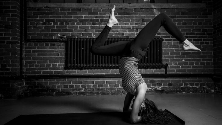 More Yoga on Richmond - Yoga photoshoot