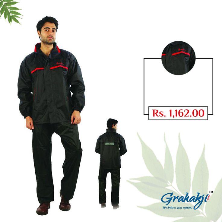 Mens Reversible Xcalibur Ac Tapping Rain Suit #RainSuit #RainCoat #RainCoatForMen #Online #Shopping #Grahakji