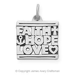 Have always loved this charm by James Avery / $46.00