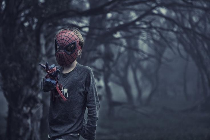 More Paul | Superheroes