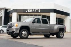 2013 GMC Sierra 3500HD FWD SLE #GMC #Sierra #Truck #CrewCab #LongBox #ForSale #New | #Weatherford #FortWorth #Arlington #Abilene #Jerrys