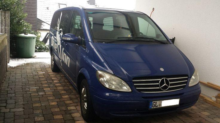 Mercedes Benz Viano CDI 2.2 Ambiente / Lang