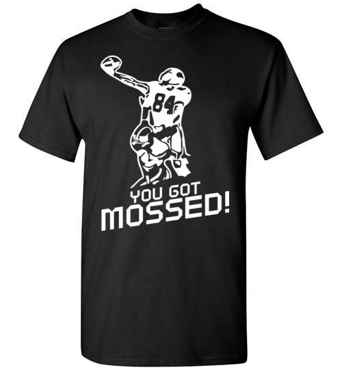 YOU GOT MOSSED Shirt OTD2 Gildan Short-Sleeve T-Shirt