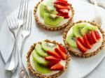 Recipe of the day: Healthier no bake fruity cheesecake tarts