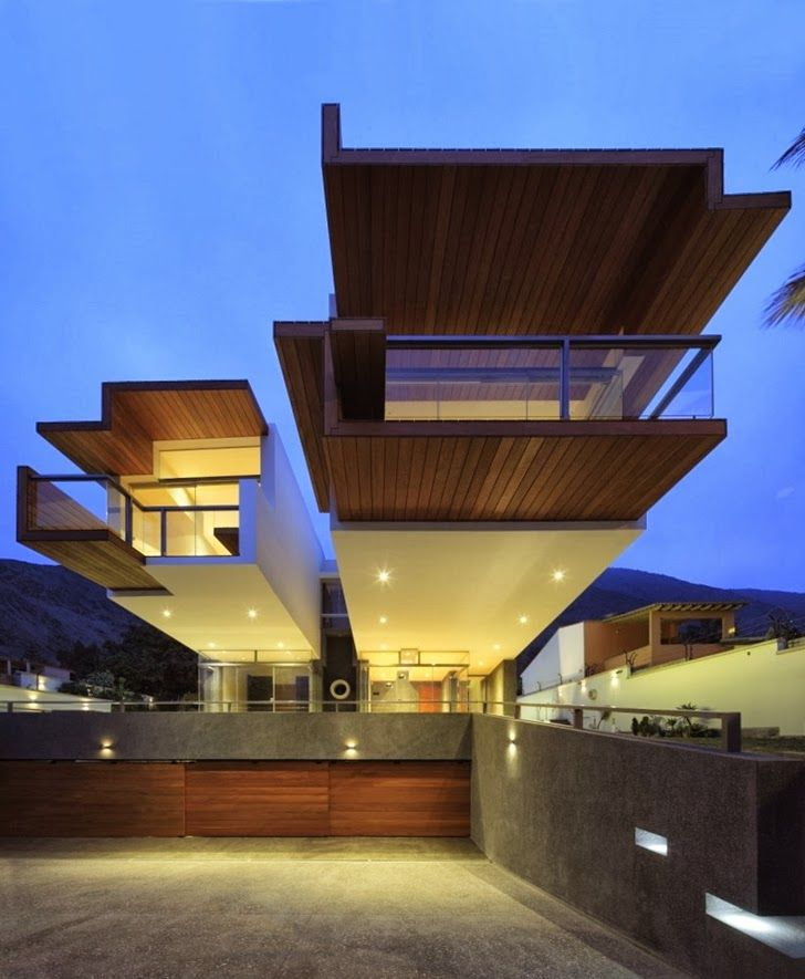 Charmant Extreme Modern Homes