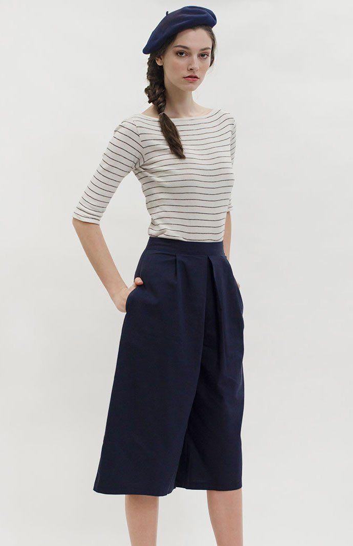 Le Marche Biron Culottes | Vintage Inspired Culottes