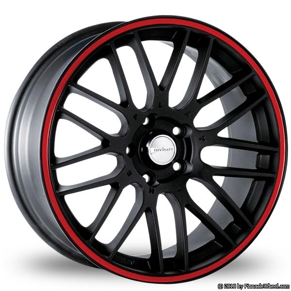 Divinity Wheels available at Star Tire, West Haven CT www.startireandwheels.com/wheels
