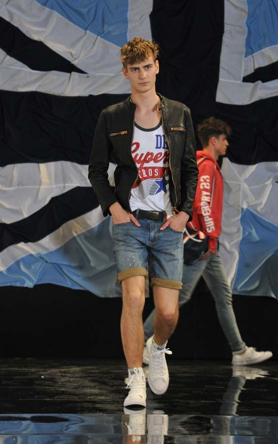 ss15 superdry fashion week london