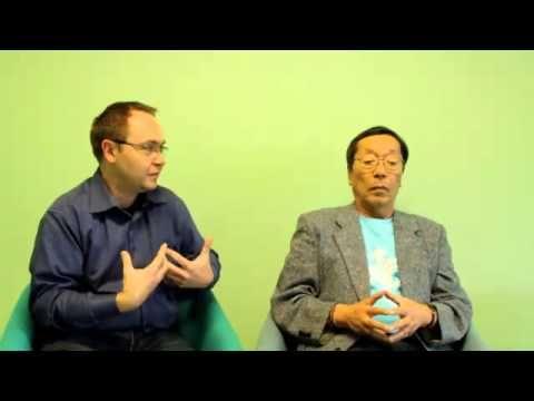 Daniele Penna e Masaru Emoto: l'importanza dell'acqua e delle intenzioni...
