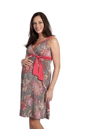 Tapestry Twist Dress