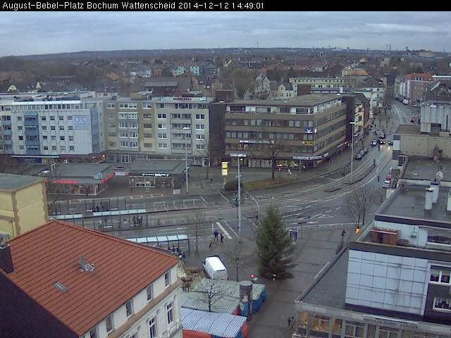 Webcam August-Bebel-Platz