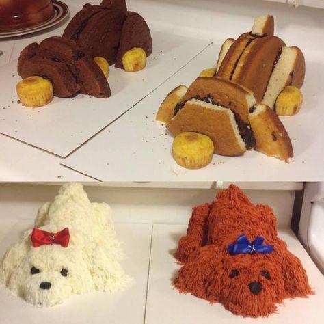 New Cupcakes Cakes Dog Ideas  – Claudia