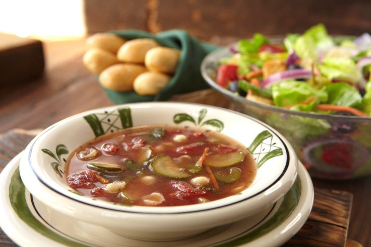 Sopa tradicional italiana