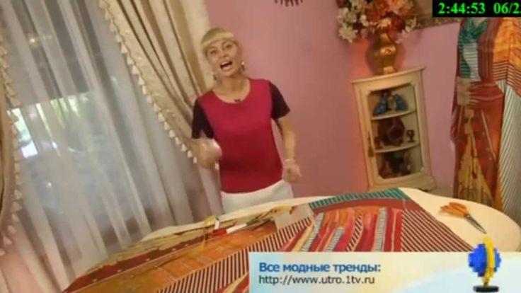 Как сшить платье для пляжа. Ольга Никишичева.
